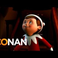 Elf on the Shelf Terrifying Twist Ending [Conan Video]