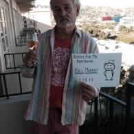 Bill Murray Reddit AMA proof