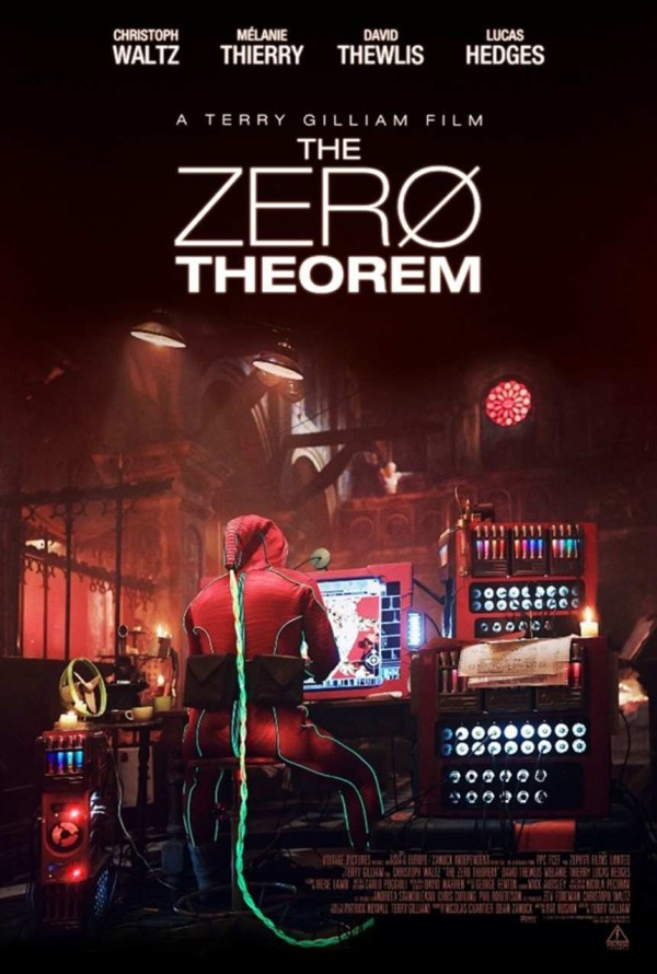 Terry Gilliam's The Zero Theorem Poster