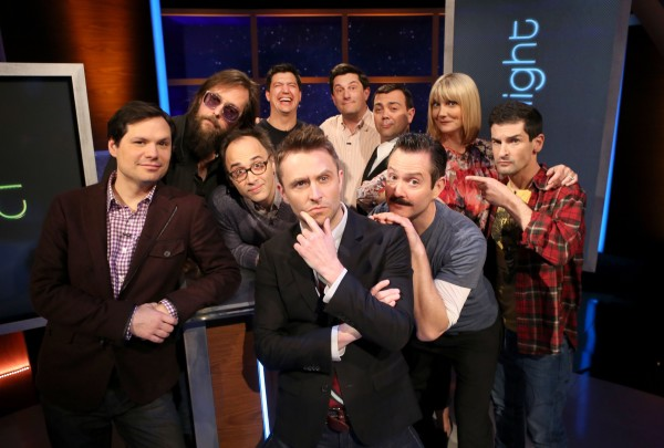 The State Cast Reunites At Comedy Central's @midnight
