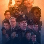 Police Academy Poster Art by Barret Chapman