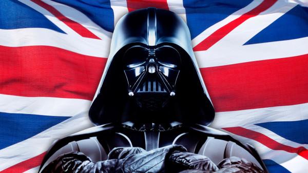 Darth Vader UK