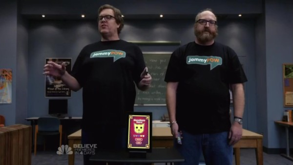 Steve Agee and Brian Posehn on Community