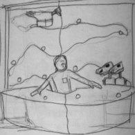 Joel-Hodgson-MST3K-Pitch-Drawings