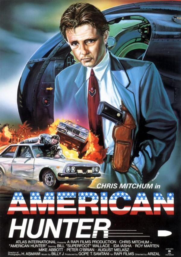 American Hunter aka Lethal Hunter - Arizal, Chris Mitchum, Peter O'Brian