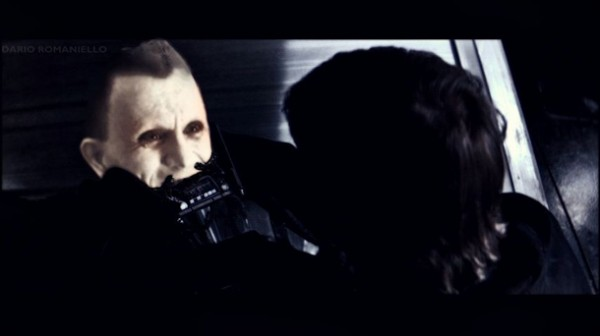 Star Wars x David Lynch's Lost Highway - Darth Vader Mystery Man