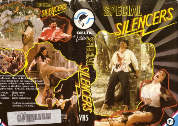 Special Silencers VHS Cover - Arizal