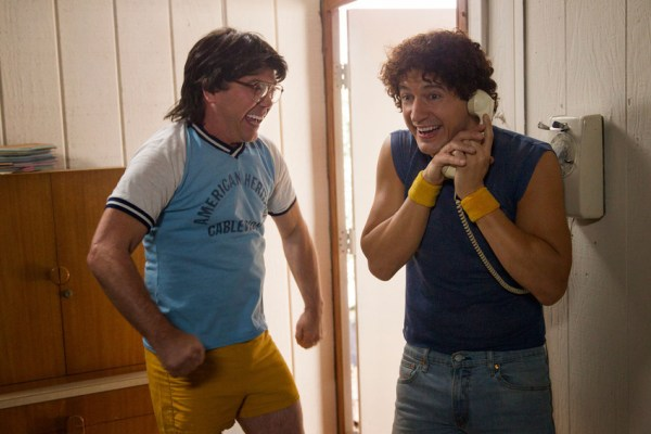 Joe Lo Truglio and Ken Marino as Neil and Victor - Wet Hot American Summer First Day of Camp