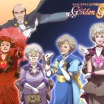 Beautiful Guardians: Golden Girls - Sailor Moon Mashup by Sparklearmy