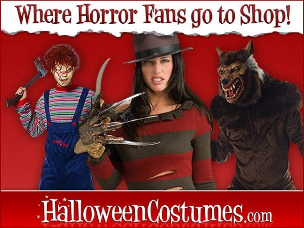 Buy Scary Halloween Costumes from HalloweenCostumes.com