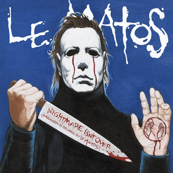 Nightmare Isn't Over - rework of the Halloween II theme by Le Matos. Originally by John Carpenter and Alan Howarth.