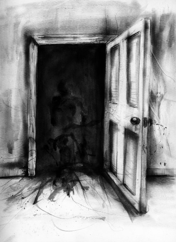 5 - Imaginary Friend - Nightmare Soup inspired by Scary Stories to Tell in the Dark's Stephen Gammell