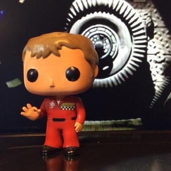 Joel Robinson - MST3K Funko Pop Vinyl - Joel Hodgson on Mystery Science Theater 3000