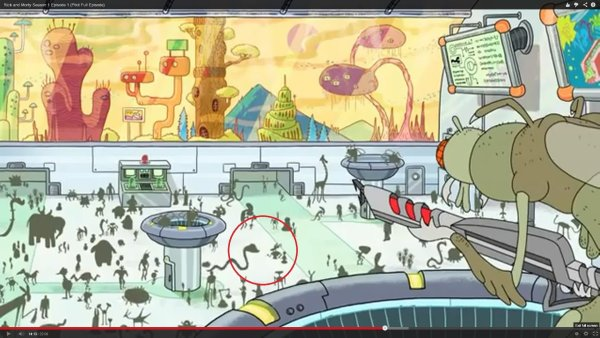 MST3K Cameo On Rick & Morty - Tom Servo, Crow T. Robot and Gypsy from Mystery Science Theater 3000