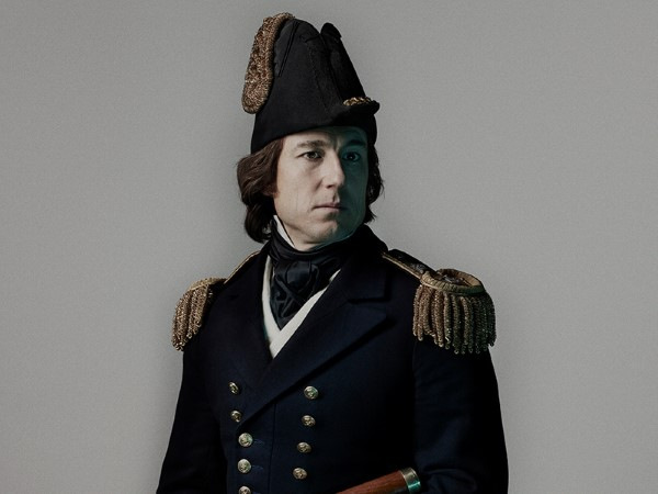 The Terror Tobias Menzies Captain James Fitzjames