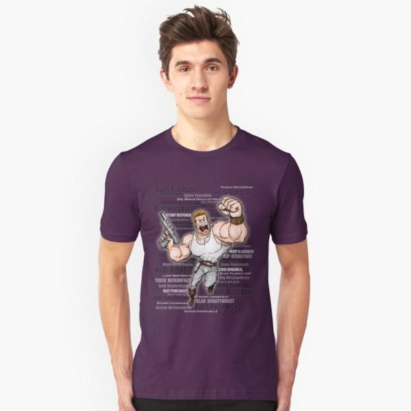Riffed McNickname MST3K Space Mutiny T Shirt