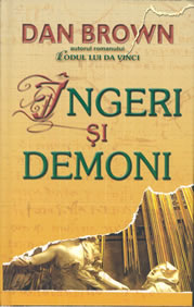 Romanian translation of Angels and Demons