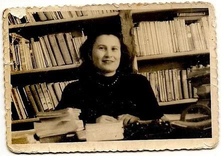 A long time ago, my grandmother, Elena Morgovan
