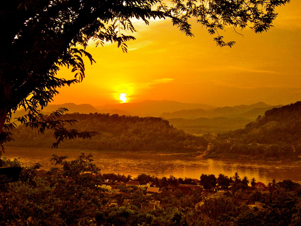 Tim's Guide To Luang Prabang - Quite Possibly The Prettiest Town In South East Asia