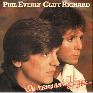 RIP Phil Everly - A Forgotten 80s Top 10 Hit With Cliff Richard