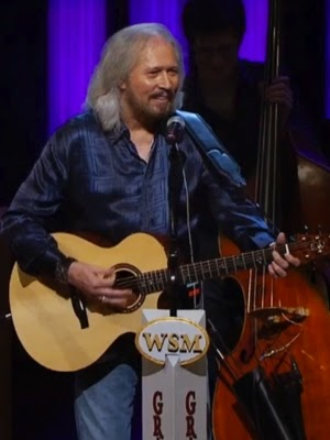 What If Barry Gibb Did An Entire Concert At The Grand Ole Opry? 30 Country-fied Bee Gees Songs