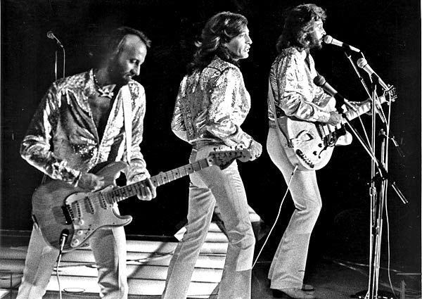 Bee Gees Robin & Maurice Gibb Would Be 65 Today - The Greatest Live Medley In History? Why Not.