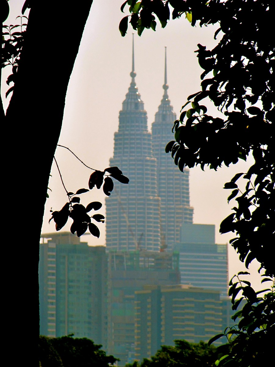 Skyscrapers & Jungle - Kuala Lumpur In 2015 - My Top 50 Photos