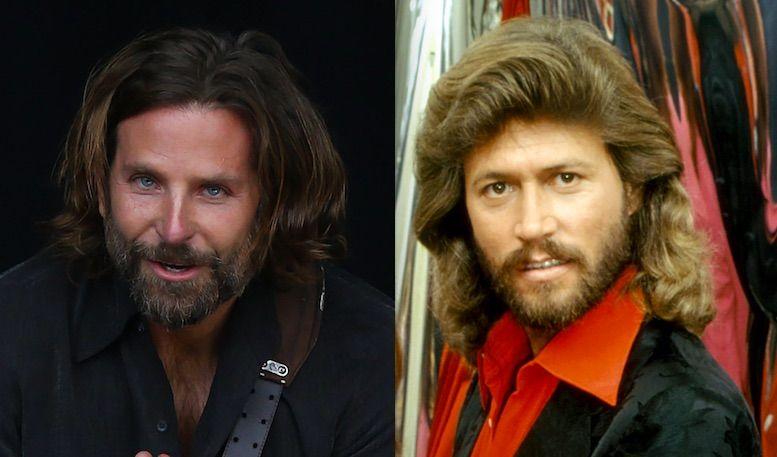 Bradley Cooper Barry Gibb