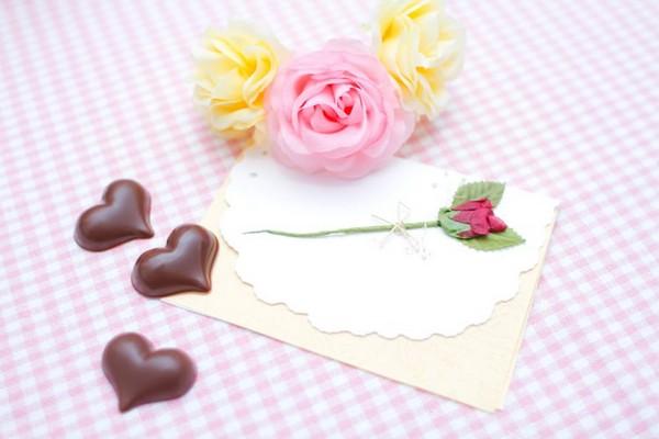 片思いの男性にバレンタインのメッセージで心に響く5つの一言