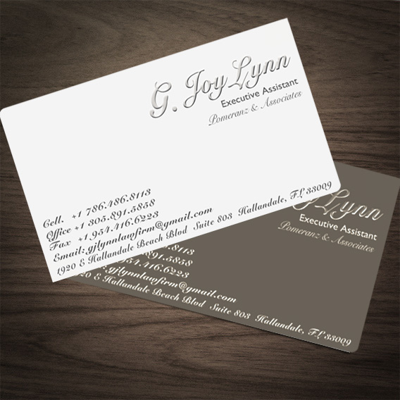 Executive assistant business card roxx marino portfolio executive assistant business card reheart Choice Image
