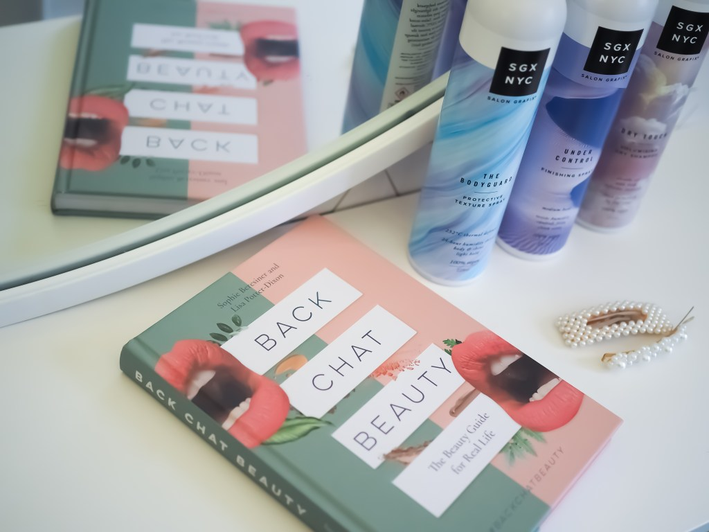 back chat beauty book
