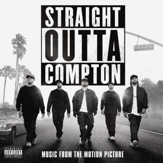 《Straight Outta Compton》OST