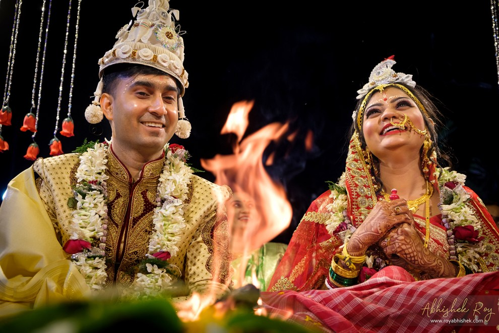 A Tale of Two States: Priyesh + Pooja