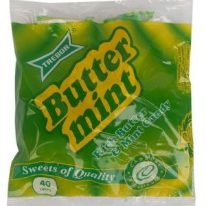 Butter mint sweet