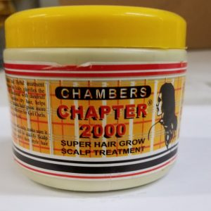 Chapter 2000 hair growth cream