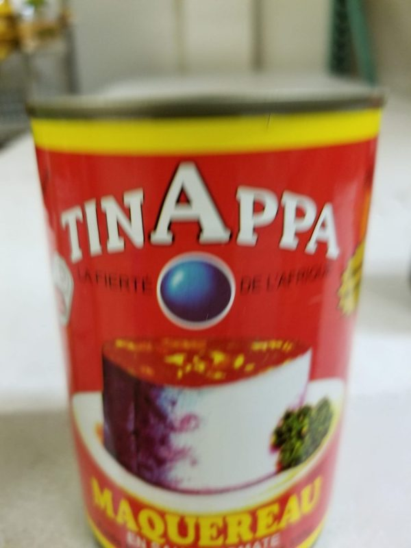 Tinapa Mackerel