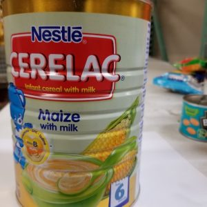Nestle Cerelac Cereal Maize - Royacshop.com