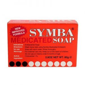 Symba Medicated Soap - Royacshop.com