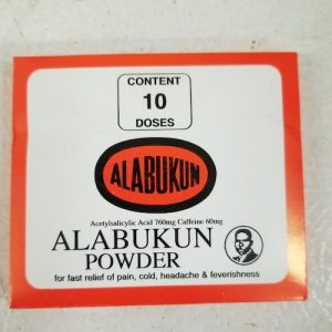 Alabukun Powder - royacshop.com