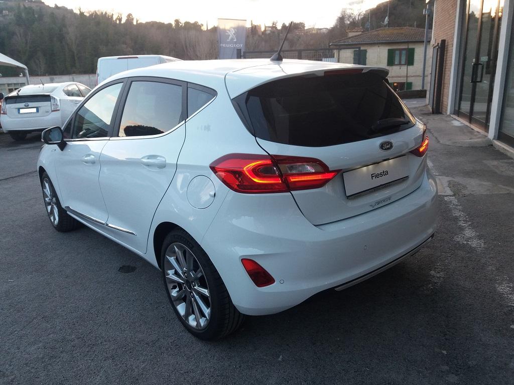 Ford Fiesta Vignale 1.5 TDCi 85 cv 5p (3)