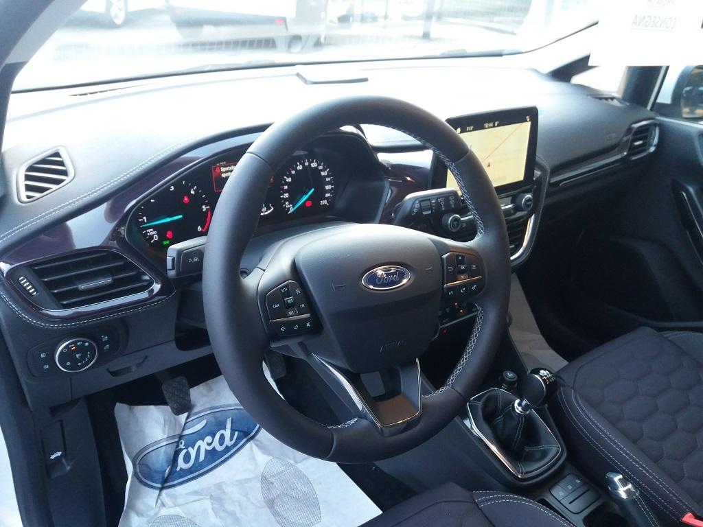 Ford Fiesta Vignale 1.5 TDCi 85 cv 5p (9)