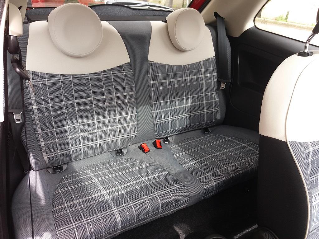 Fiat 500 1.2 69 cv Lounge (11)