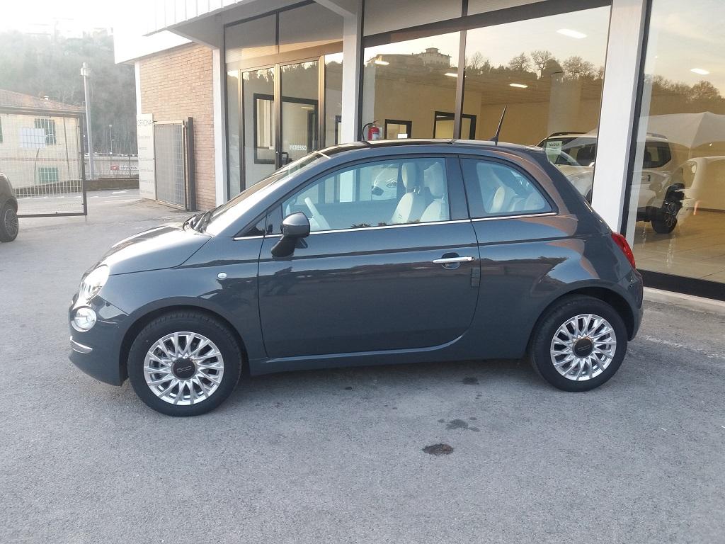 Fiat 500 1.2 69 cv Lounge (2)