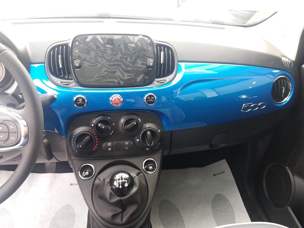Fiat 500 1.2 69 cv Mirror (10)