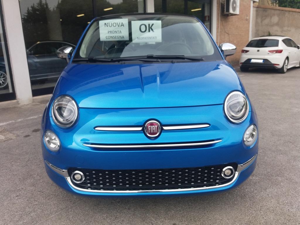 Fiat 500 1.2 69 cv Mirror (7)