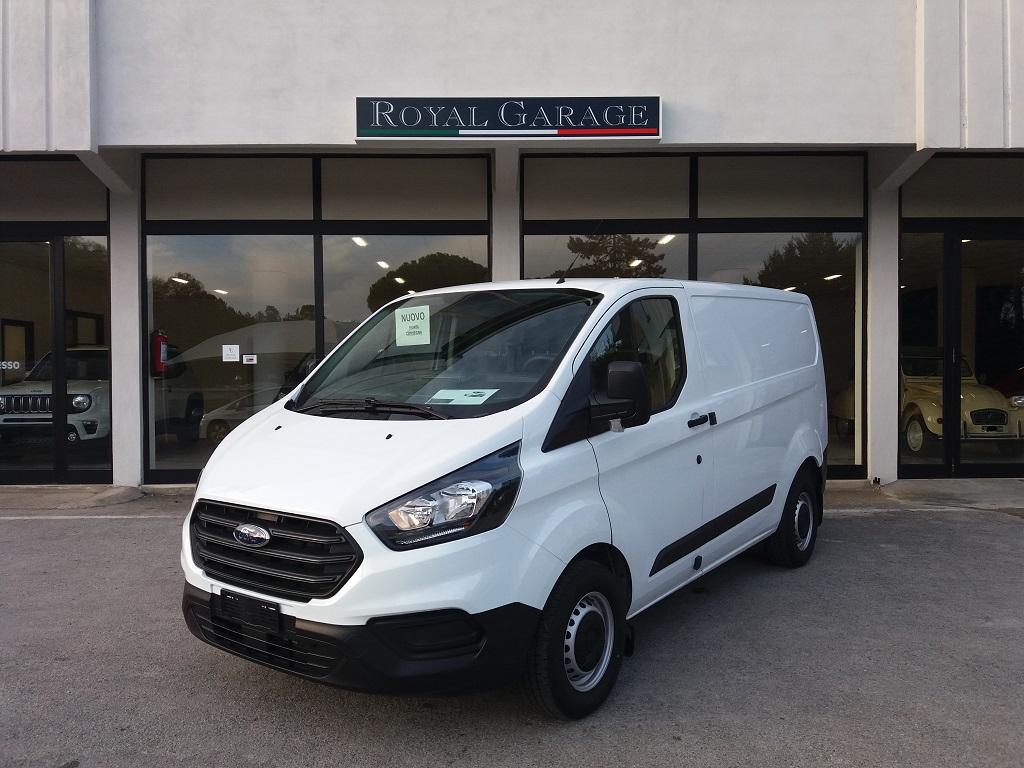 Ford Transit Custom 2.0 TDCi EcoBlue 105 cv Entry L1 H1 (1)