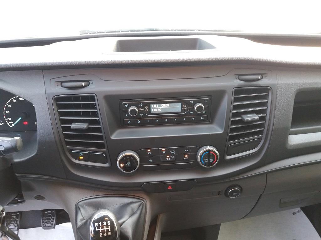 Ford Transit Custom 2.0 TDCi EcoBlue 105 cv Entry L1 H1 (15)