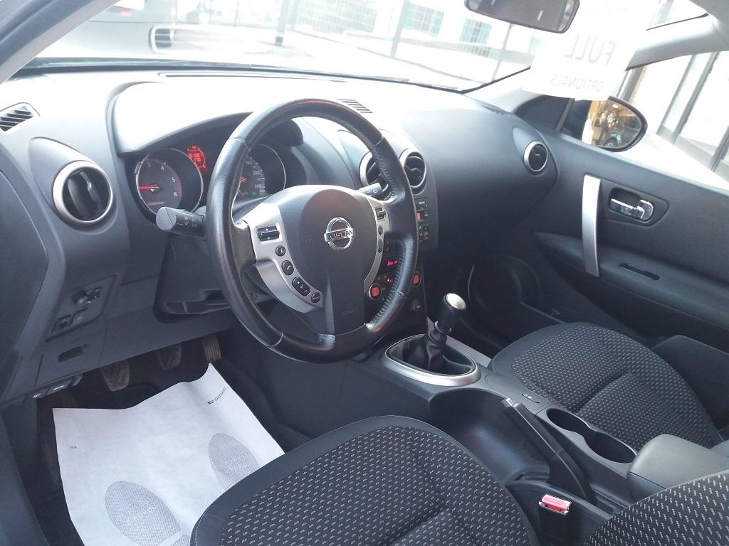 Nissan Qashqai 2.0 dCi DPF Acenta (9)