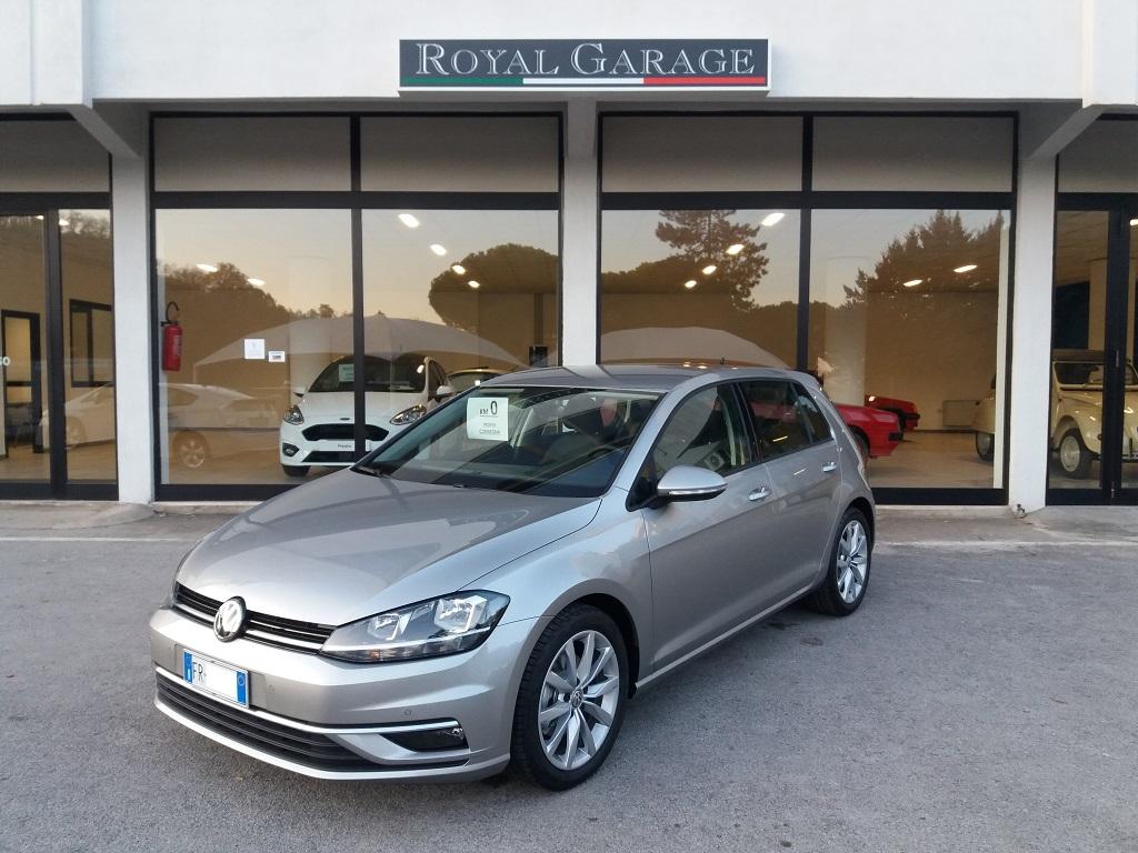 Volkswagen Golf 1.6 TDI Executive 115 cv (1)