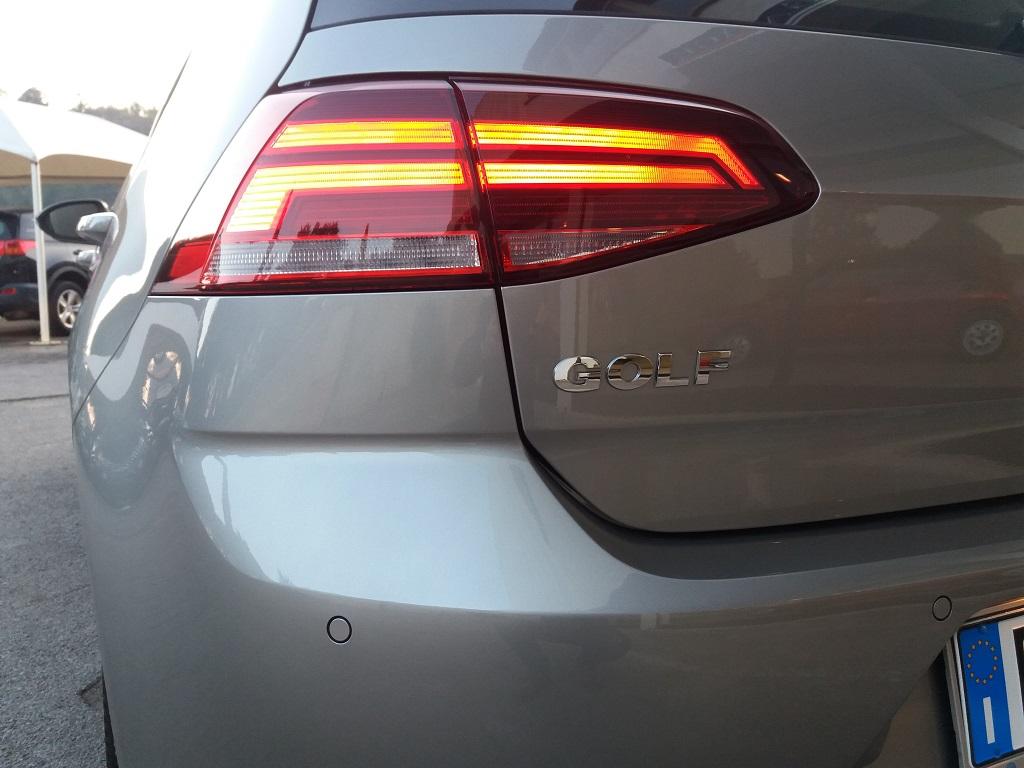 Volkswagen Golf 1.6 TDI Executive 115 cv (20)